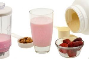 proteine en poudre pour grossir femme