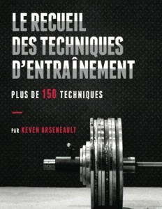 Le Recueil des techniques d'entraînement - Keven Arseneault